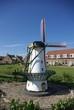 Windmühle in Domburg (Niederlande)