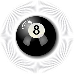 8-Ball Snooker Pool
