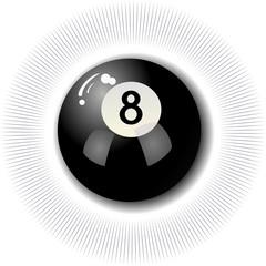 8-Ball Snooker Pool