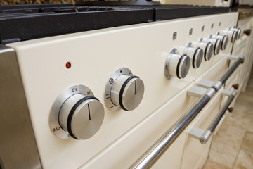 Modern kitchen cooker