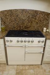 Modern kitchen cooker