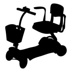 Véhicule d'aide à la mobilité - Mobility scooter