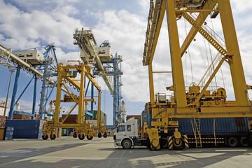 Limassol, Cyprus, Freight terminal