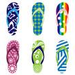 beach sandals set2