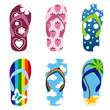 beach sandals set3