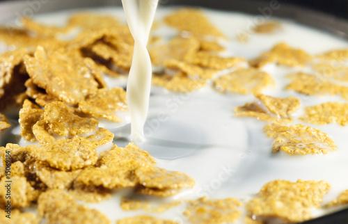 cornflakes diät mit milch