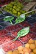 fruit stand in ljubljana