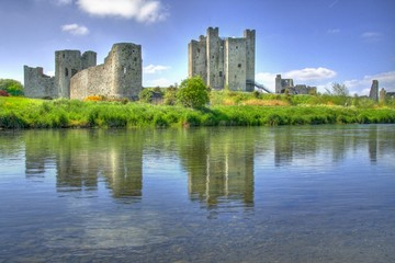 Trim Castle - Irlands Festungen