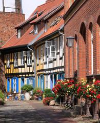 Altstadt in Stralsund