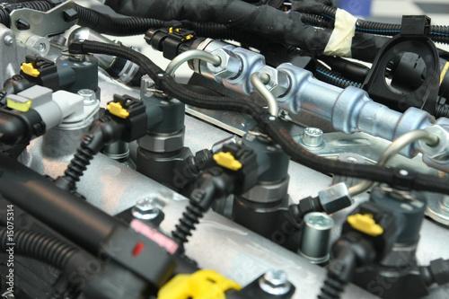 engine motor - 15075314