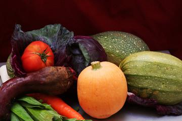 verduras y hortaliza agricultura alimentacion saludable