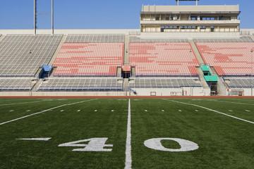 American Football ground