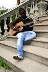 Chitarrista provetto