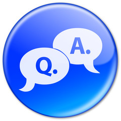 Questions & Answers Button