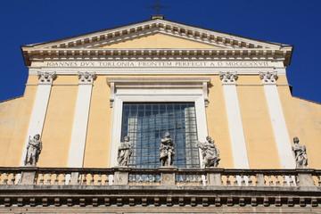 Basilica Santi Apostoli (Rome, italy)