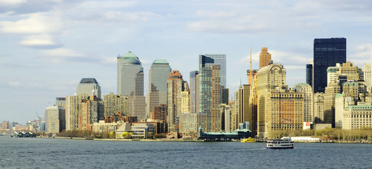 Lower Manhattan / Pier One
