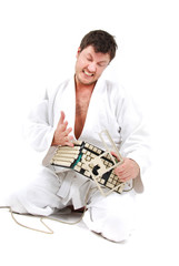 insane judoist