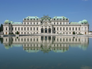 Upper Belvedere Palace