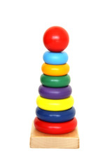 Pyramidion toy