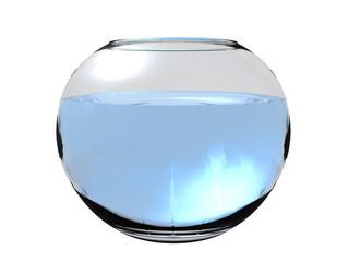 Aquarium 3D Freigestellt