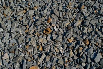 Grey gravel