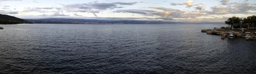Hafen von Lovran
