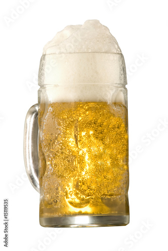 Maß Bier / mug of beer