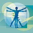 Physiotherapie - Menschliche Proportionen