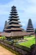 Pagodas on Bali