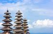 Pagoda in the sky