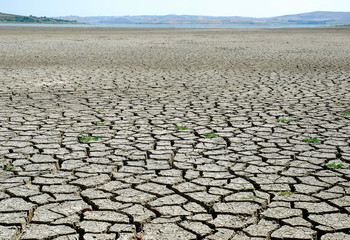 global warming - drought