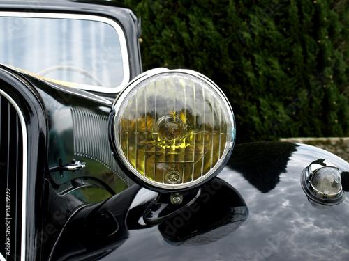 phare de voiture ancienne de pixelmania photo libre de droits 15139922 sur. Black Bedroom Furniture Sets. Home Design Ideas