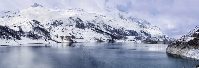 Panoramique Val d'isère