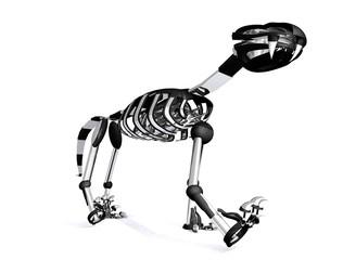 robot de tigre