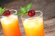 Что говорить о прохладных коктейлях с фруктами, - они их просто обожают.