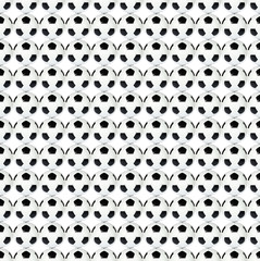 texture, background, black and white soccer ball