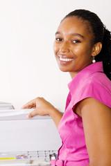 happy filing clerk