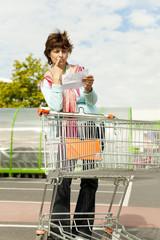 nachdenkliches shoppen