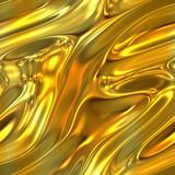 Molten Gold Texture poster