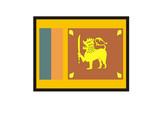 Sri Lanka - Asien poster