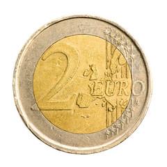 two euros