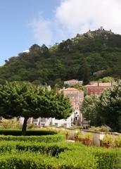 chateau des maures (sintra)