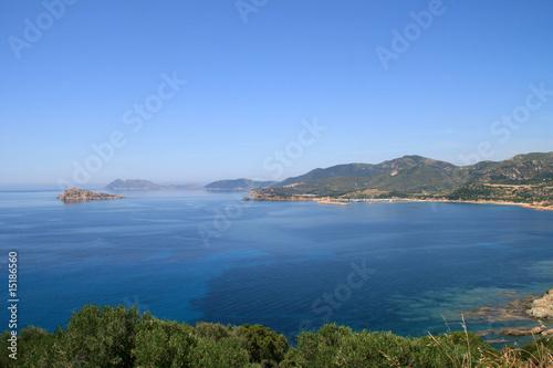 sardinien - Sardegna - Küste