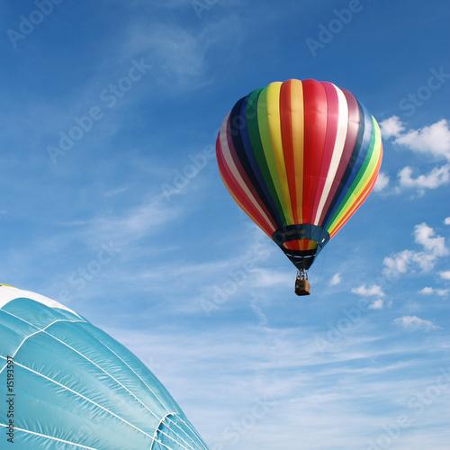 Canvas Ballon ballon