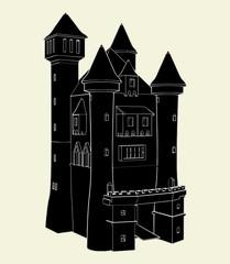 Castle Vector 01