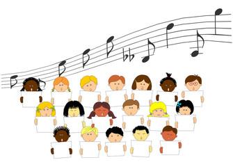 clase de música y canto