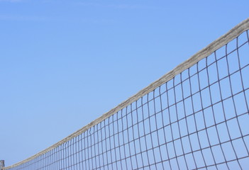 Rete beach volley