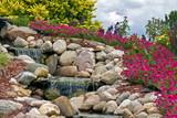 Fototapety Garden Falls