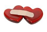Healing hearts poster