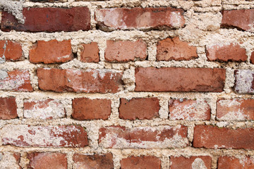 Ziegelmauer,Abstrakt